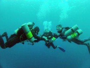 PADI Tec 40 Diver Course