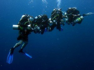 PADI Tec 50 Diver Course